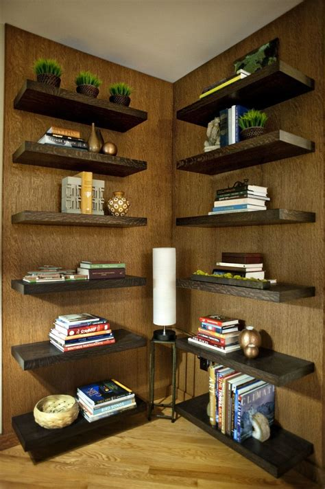 Floating Shelves Bookcase by Handmade Floating Shelf Wall By J Holtz Furniture
