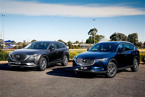 mazda cx   cx  whats  difference