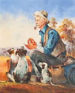 Paintings - D'Arcy W. Doyle - Page 14 - Australian Art ...