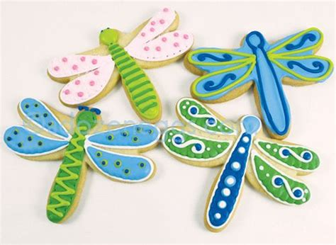 1000+ Images About Butterfly And Dragonfly Cookies On