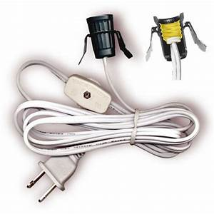 Salt Lamp Replacement Cord