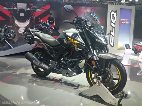 X Blade Honda Price Honda Xblade Bookings Begin Pricing Below Rs 79 000