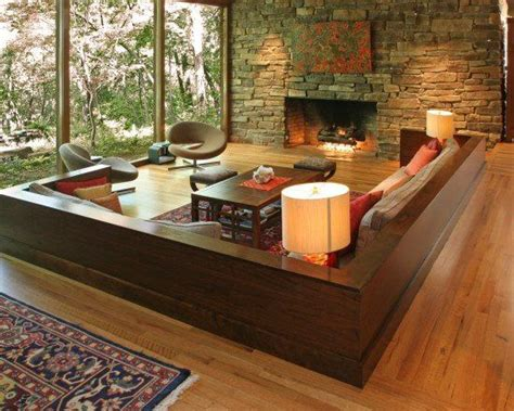 25+ best Sunken Living Room ideas on Pinterest