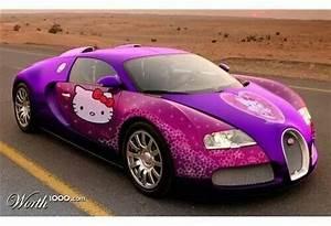 Purple hello kitty car | Hello kitty style | Pinterest ...