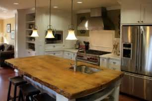 kitchen counter island beautiful wooden countertops for the kitchen