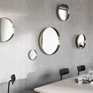 Runder Spiegel Groß : darkly spiegel von menu connox ~ Whattoseeinmadrid.com Haus und Dekorationen
