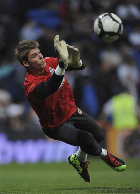 david de gea   real madrid  atletico madrid