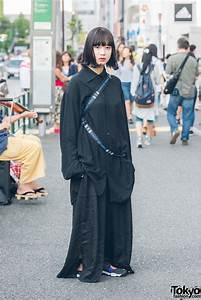 Harajuku Girl In Vintage Rainbow Street Style W Kobinai