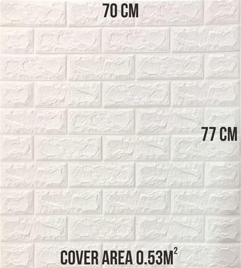 populer  wallpaper dinding foam  rona wallpaper
