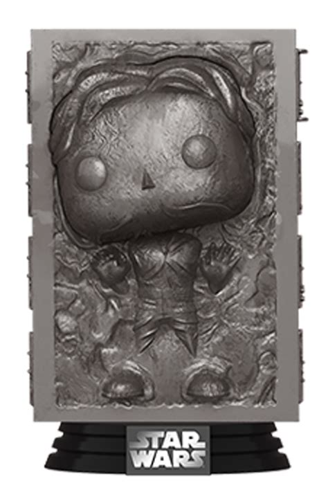 Han Solo (Carbonite) - Pop! Vinyl Figure | at Mighty Ape NZ