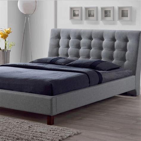 cloud 7 sofa upholstered in shimmering silver grey velour homesullivan monarch grey upholstered bed