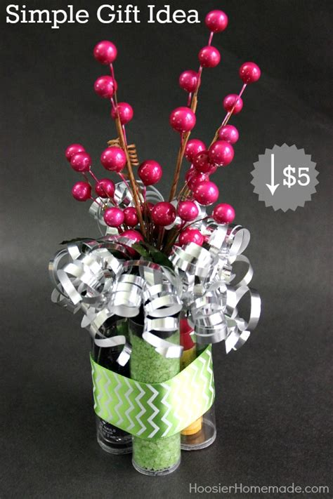 easy handmade christmas gifts for coworkers tackling the budget simple gift ideas hoosier