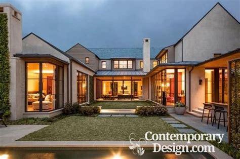U Shaped House Designs