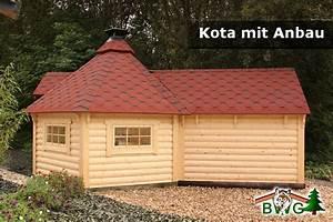 Grillkota Mit Anbau : kota grillkota saunakota ~ Sanjose-hotels-ca.com Haus und Dekorationen