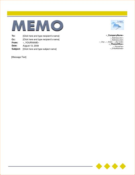 word document templates free 7 free memo template authorizationletters org