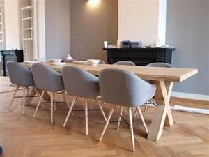 Tischdecke 3 Meter Lang : 25 beste idee n over eiken tafel op pinterest houten tafel tafel en tafelpoten ~ Frokenaadalensverden.com Haus und Dekorationen