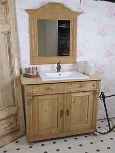 Badmöbel Vintage Style : naturholz badmoebel wild child wasserheimat ~ Michelbontemps.com Haus und Dekorationen