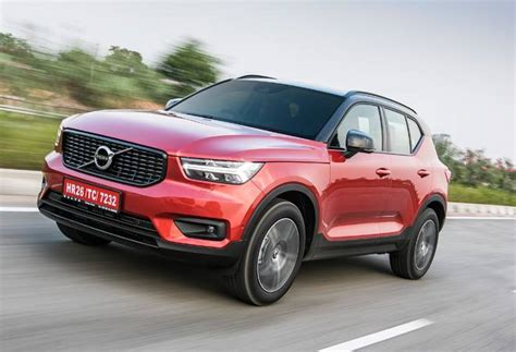 2018 Volvo Xc40 Luxury Compact Suv Launched In India At Rs
