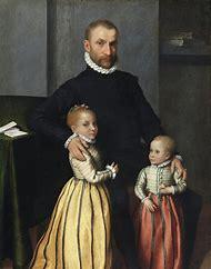 16th Century Children Portraits