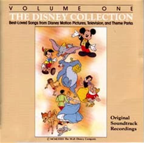 The Disney Collection The Bestloved Songs From Disney