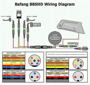 Bafang Bbshd Wiring Diagram