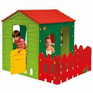 Cabane Exterieur Enfant : maison exterieur pour enfant pas cher les cabanes de ~ Melissatoandfro.com Idées de Décoration