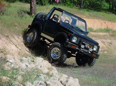 suzuki samurai suzuki samurai history photos on better parts ltd