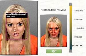 Your face on Meth: Shocking anti-drugs app shows how years ...