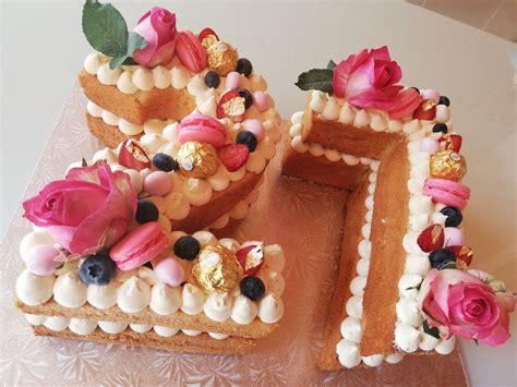 Pretty In Pink Cake Buttercream Icing Butter Cream