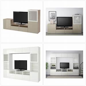Ikea Tv Möbel : ikea besta system stilvolle m belkollektion f r mehr stauraum ~ Lizthompson.info Haus und Dekorationen