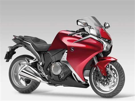New Honda Vfr 1200f Motorcycle For 2010