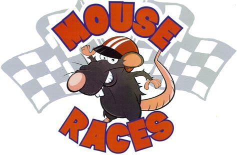 Mouse Race Clipart