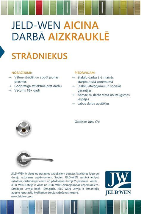 Darba piedāvājumi - Darbs - CV Market vakance Strādnieki ...