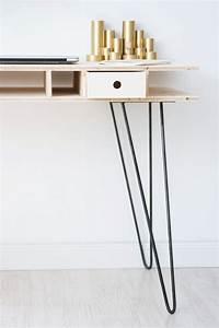 Schreibtisch Zum Hochklappen : ein schreibtisch zum selberbauen sinnenrausch der kreative diy blog f r wohnsinnige und ~ Sanjose-hotels-ca.com Haus und Dekorationen