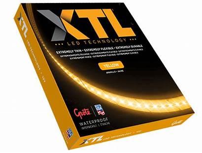 Led Strips Yellow Grote Xtl Strip Box