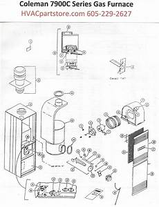 Coleman Home Furnace Wiring Diagram Picture