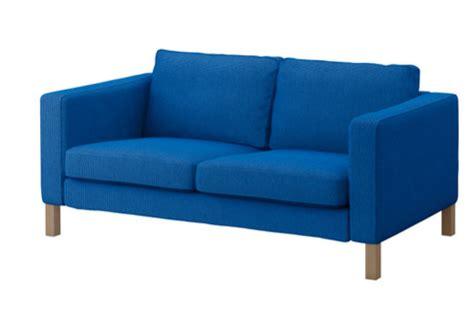 ikea sofa knislinge 2er zweisitzer f 252 rs wohnzimmer sweet home