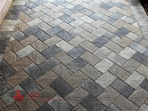 price per square foot pavers paver patio cost per sq ft