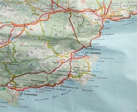 Carte Tropez by Photos De La Cote D Azur Fond D Ecran De La Mediterran 233 E