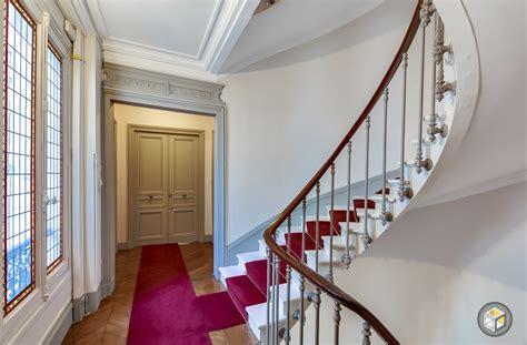 Rénovation Cage D'escalier Paris Rue D'artois Rénovateurs