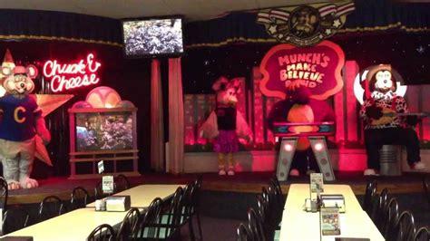 Chuck E. Cheese's January 2014 Show / Segment 1 - Houston ...