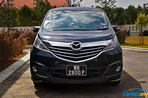 Review Mazda Biante by Review Mazda Biante When Driving Matters But You