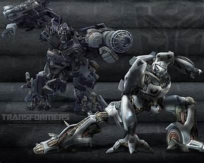 Transformers Jazz Ironhide Autobot Wallpapers Movies 1024