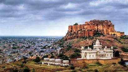 Jodhpur Rajasthan Fort India Mehrangarh Tour North