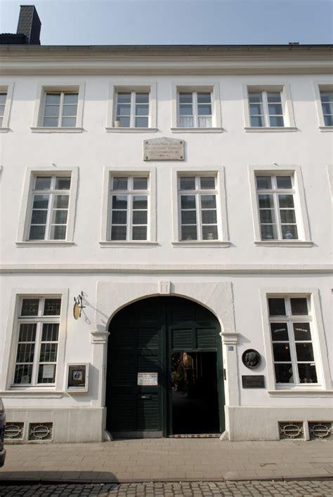 schumannhaus duesseldorf wikipedia