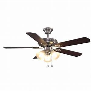 Reasons to have hampton bay glendale ceiling fan in