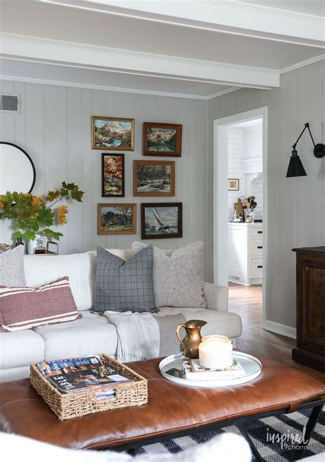 See more ideas about wall systems, living room wall, contemporary living room. Vintage Modern Fall Living Room Decor Ideas