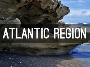 Atlantic Region and Core Region by Wesley Vroman