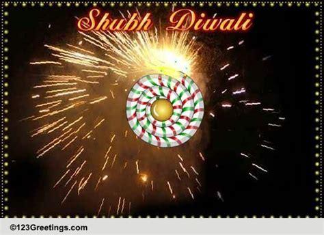diwali chakra  fireworks ecards greeting cards
