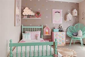 Décoration Chambre De Bébé : deco de chambre bebe ~ Teatrodelosmanantiales.com Idées de Décoration